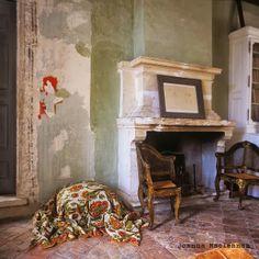 Rydeng`s blog...: The Provençal home of Irene Silvagni