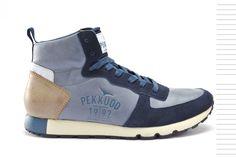 "Pekkuod Sneaker Narwhal 4014 Deep CuoioWhite 01 (45_EU)  Codice articolo: 4014_01  tomaia: pelle trattata ""vintage"" e suede con trat...   http://p.nembol.com/p/EkR5pBBmZ Happily published via Nembol"