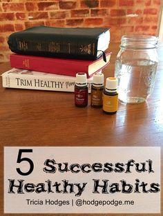 Successful Healthy Habits