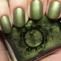 The Polished Hippy: Spell Polish A Charm of Powerful Trouble Collection, part 2