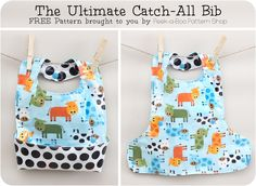Ultimate Baby Bib Free Pattern