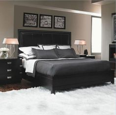 Top 10 Master Bedroom Decorating Ideas With Black Furniture Top 10 Master Bedroom Decorating Ideas With & black bedroom furniture with gray walls - Black Bedroom Furniture ...