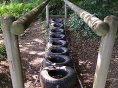 Google Image Result for http://www.colourbox.com/preview/2074239-624560-playground-tire-bridge.jpg