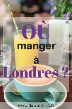 OU MANGER A LONDRES ? Where to eat in London ? - Mon petit guide culinaire pour savoir où manger à Londres #london #dairingtia ~#oumangeralondres