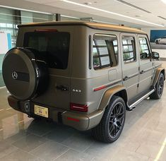 Classic Car News Pics And Videos From Around The World Mercedes G Wagon, Mercedes Benz G Class, Mercedes Benz Amg, Bugatti, Benz Suv, G 63 Amg, Jimny Suzuki, Mustang, Custom Cars