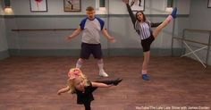 Who Else Wants to Take a Dance Class From a Toddler?!