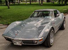 corvette by Roger Forsmark / 500px Classic Corvette, Corvette For Sale, Chevrolet Corvette Stingray, Car Chevrolet, Custom Muscle Cars, Chevy Muscle Cars, Classy Cars, Sexy Cars, Sport Bikes