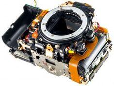Nikon D7100 031 Disassembly Teardown & Review
