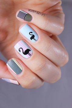 LA NPA MOUTON #nail #nails #nailart