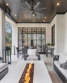 Dream Home Design, My Dream Home, Home Interior Design, Exterior Design, Interior And Exterior, Home Styles Exterior, Interior Livingroom, Interior Ideas, Home Fashion