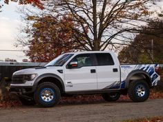 Ford F-150 Raptor by Roush