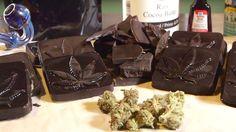 How To Make Marijuana Chocolate With Cannabis Infused Cocoa Butter: Infu...