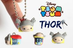 Image result for tsum tsum polymer clay