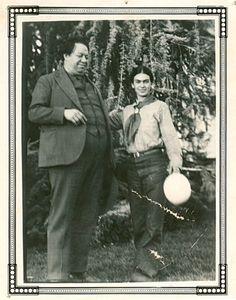 Un tesoro oculto en la Casa Azul. Frida Kahlo y León Trotsky | Librerantes