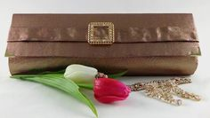 Bolsa Carteira Festa Basic Luxo Dourado