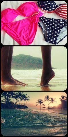 summertime~beach love #bikini