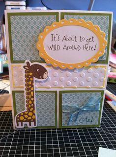 C1558 Wild Wonders stamp set -