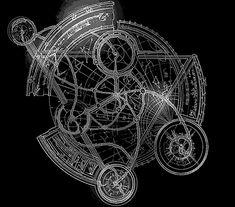 alchemy  | Alchemy Circle by ~Tar-Minastir on deviantART