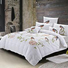 Birds Bedding Collection - Patterns - Decorative Pillows & Cushions - Decor