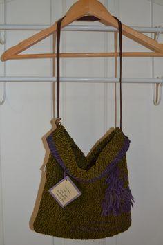 Hand Woven Bag - bello mondo