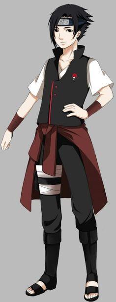 Naruto oc…
