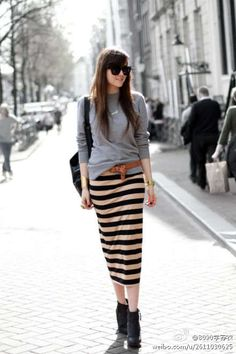 obsessed with maxi-skirt