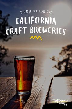 California is home to more than 850 breweries and the state& craft beer boom shows no sign of slowing down. From Mendocino County to San Diego, discover the most notable craft breweries in the state. Vacation Places, Vacation Spots, Places To Travel, Brazil Vacation, Thailand Vacation, Vacations, San Diego, Visit California, California Travel