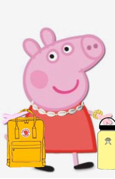 Discover the coolest Peppa is vsco girl images Teen Wallpaper, Words Wallpaper, Funny Iphone Wallpaper, Cute Wallpaper Backgrounds, Aesthetic Iphone Wallpaper, Cute Wallpapers, Peppa Pig Stickers, Funny Stickers, Pippa Pig