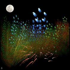 night abstract by pawelreklewski82