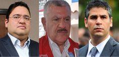 """Los peces """"gordos"""" que siguen: Sandoval, Anaya y Tarek - http://www.esnoticiaveracruz.com/los-peces-gordos-que-siguen-sandoval-anaya-y-tarek/"""