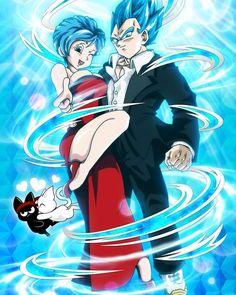 VegeBul forever! . . . . . #dragonballstv#bills #dragonballsuper#ベジータ #小狼李 #ドラゴンボール#anime…