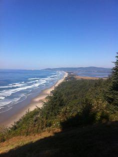Cape Lookout State Park, on the Oregon coast. *SO* beautiful.