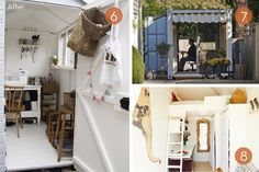 Eye Candy: New Uses For Old Backyard Sheds » Curbly | DIY Design Community