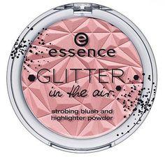 Essence  Strobing Blush & Highlighter Powder