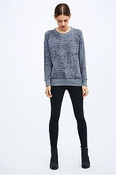 Grey jumper urban outfitters