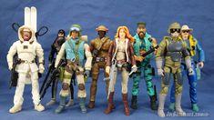 G.I. Joe 1983 roster