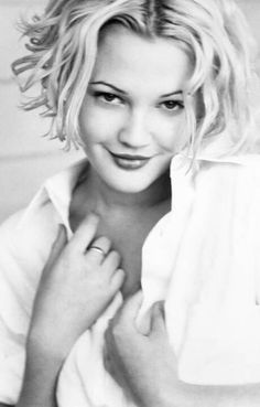 Drew Barrymore (has awesome hair)