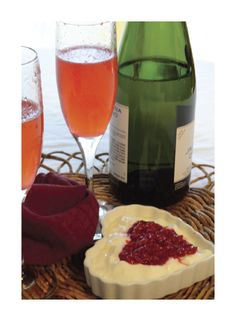 Here is another recipe from Beverly Jo Noble and her upcoming cookbook A Lifetime of Recipes check out her website and pre-order your book now. Makes a pitcher of Bellinis- 2 pints raspberries 2 Tbsp. sugar 1 bottle chilled brut...