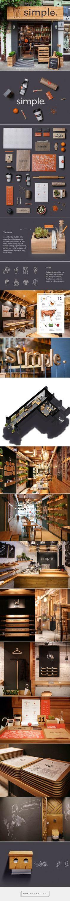 Horeca #branddesign #totaalconcept                                                                                                                                                                                 More
