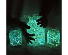 The 'From Panka with Love' Blog Shows How to Make Glow-in-the-Dark Jars