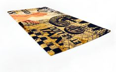 Alfombra Taxi Wander Edition | HomebyFama Playing Cards, Rugs, Playing Card