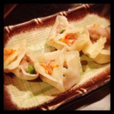 Cucina cinese - Ravioli al vapore con gamberi