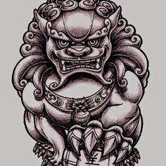 Spartan Tattoo & Body Piercing: Perro Fu
