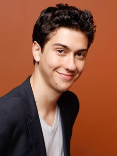 Nat wolff from naked brothers band now omg i didn't even realize he was Isaac from fault in our stars!!!!!