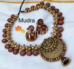 Silk Thread Bangles Design, Silk Bangles, Thread Jewellery, Terracotta Jewellery Making, Terracotta Jewellery Designs, Funky Jewelry, Jewelry Model, Handmade Jewelry, Beaded Necklace Patterns