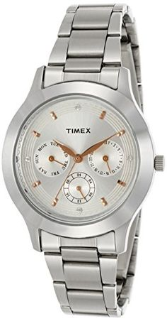 Timex Womens E Class Analog Dial Watch * More info could be found at the image url.