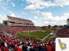 Byrd Stadium, University of Maryland - 2005