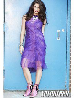 Ashley Greene in the Dec/Jan issue