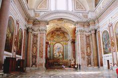 Santa Maria degli Angeli, Vatican City.