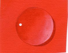 Purple Palette Magazine: Mini Tutorial How to Paint Water Drops in Acyrilic